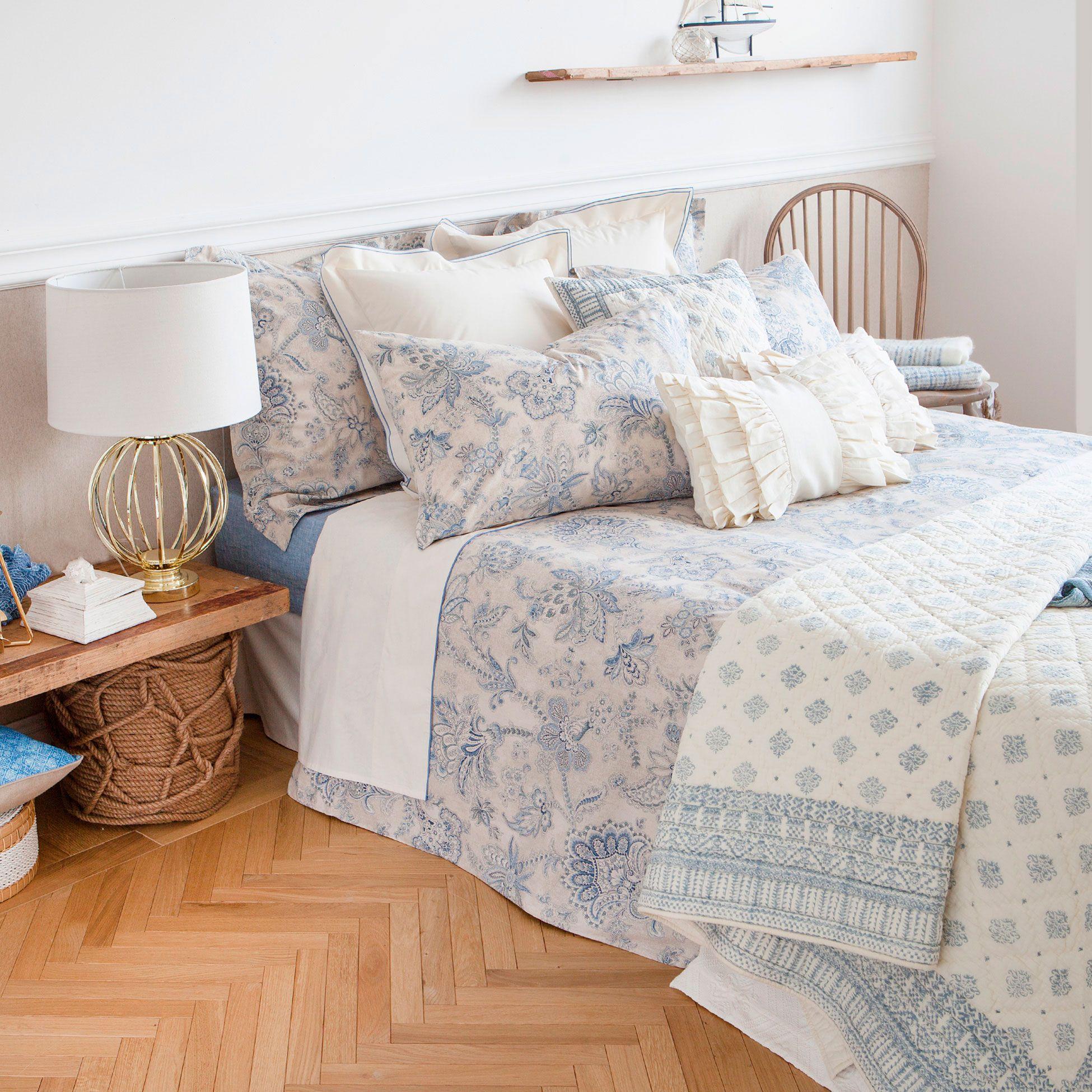 PAISLEY PRINT BED LINEN - Bed Linen - Bedroom