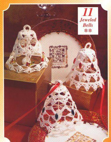 Święta - Boże Narodzenie - dzwoneczki - schematy - brzezina - danet Brzezina55 - Picasa Web Albums