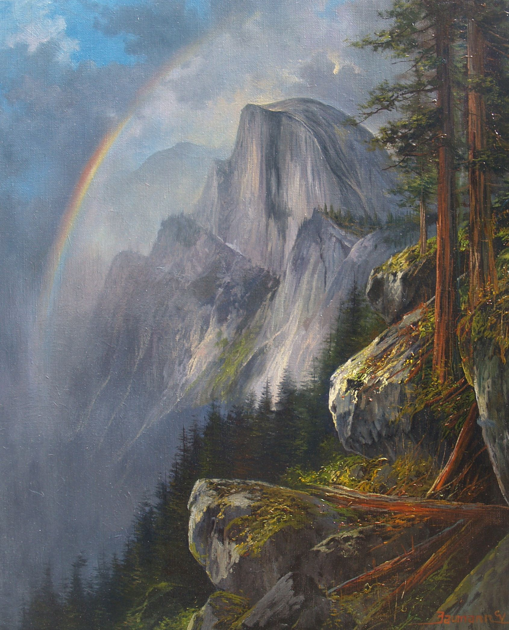Select Paintings by Painting, Landscape paintings, Cool
