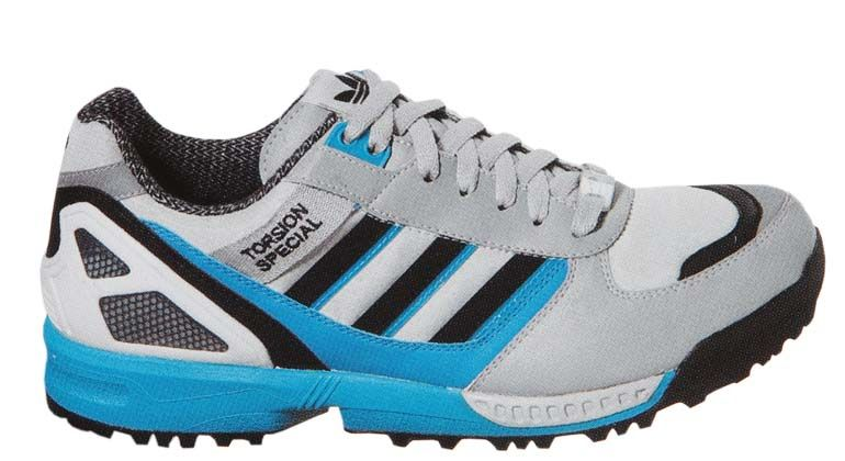 basket adidas torsion