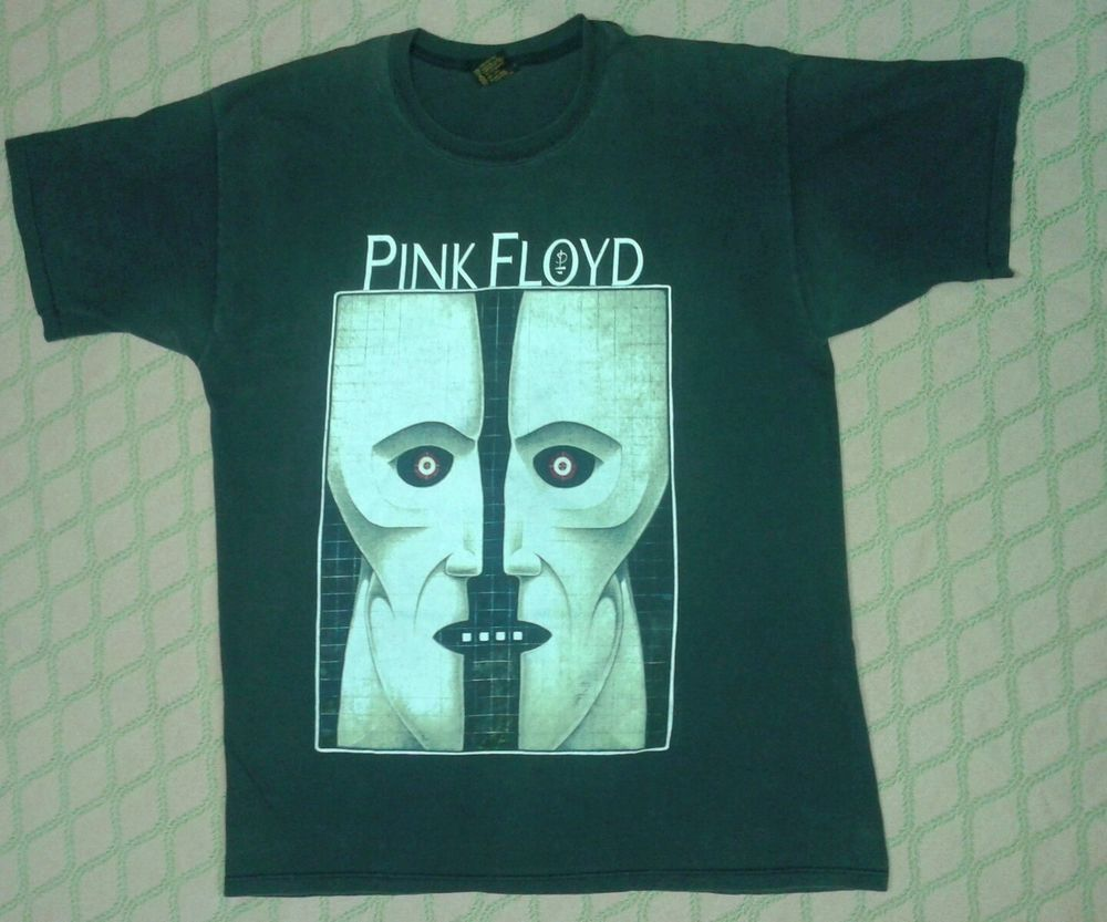 Pink Floyd Men/'s Tee Division Bell Drip