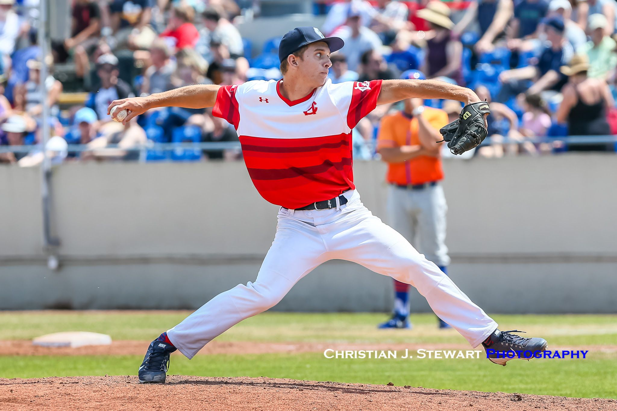 Lefties Late Long Ball Crushes Harbourcats Isn Crushes Lefty Ball