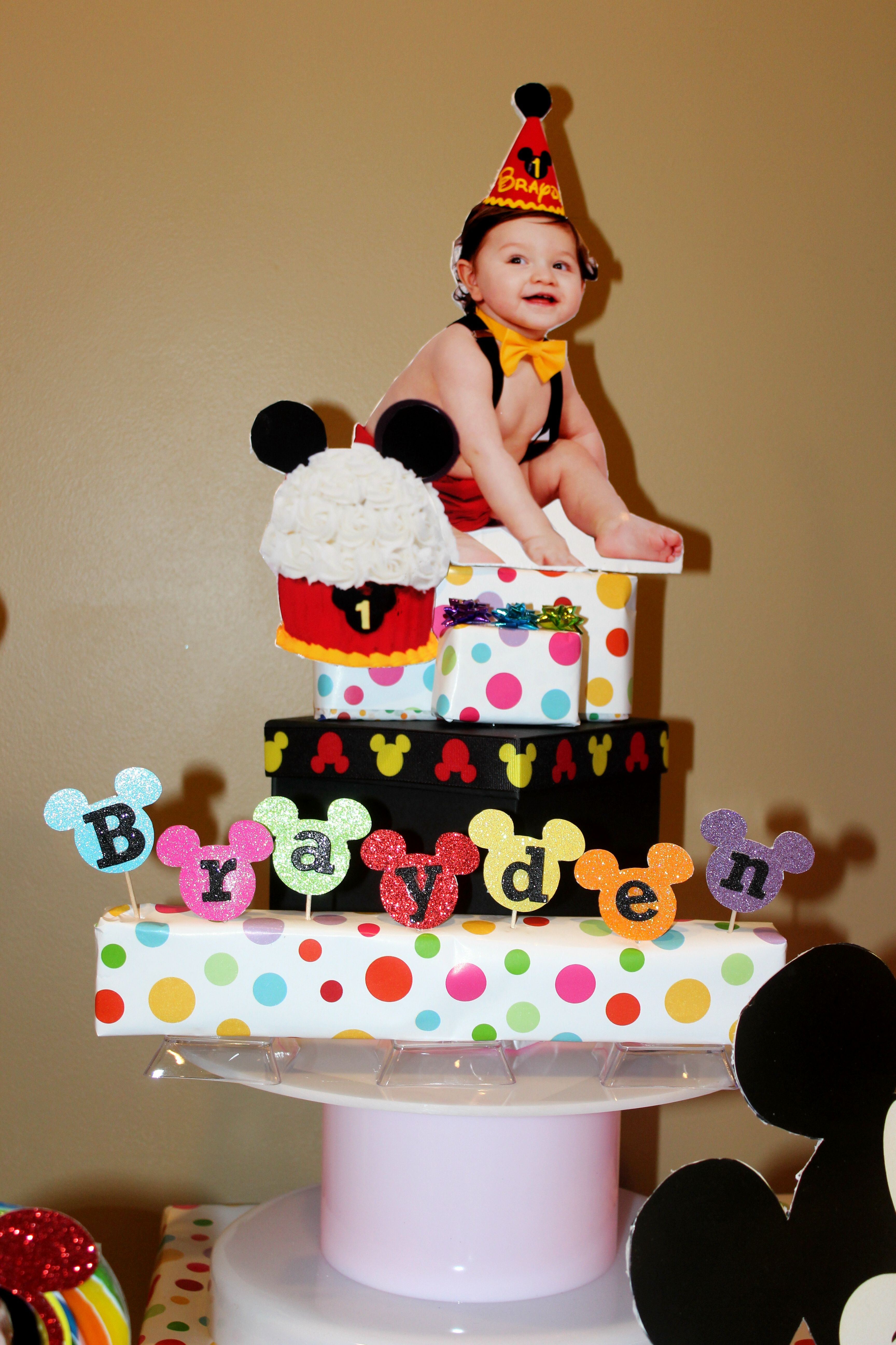 Mickey Mouse Clubhouse Candy Table | Mickey Mouse Clubhouse Candy ...