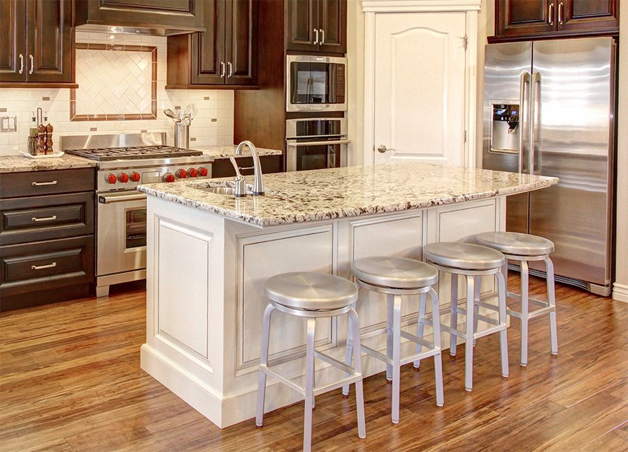 Best Bianco Antico Oregon Tile Marble Michelle S Kitchen 640 x 480
