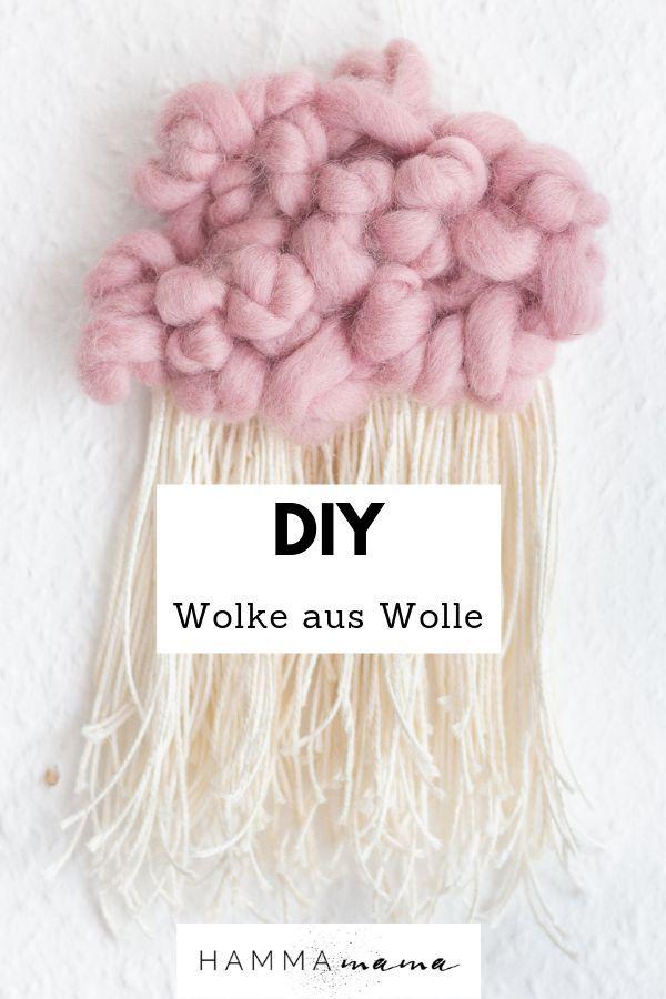 DIY Wanddeko für das Kinderzimmer °