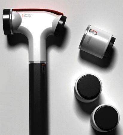 """Uni Hammer""(Universal Hammer) concept"