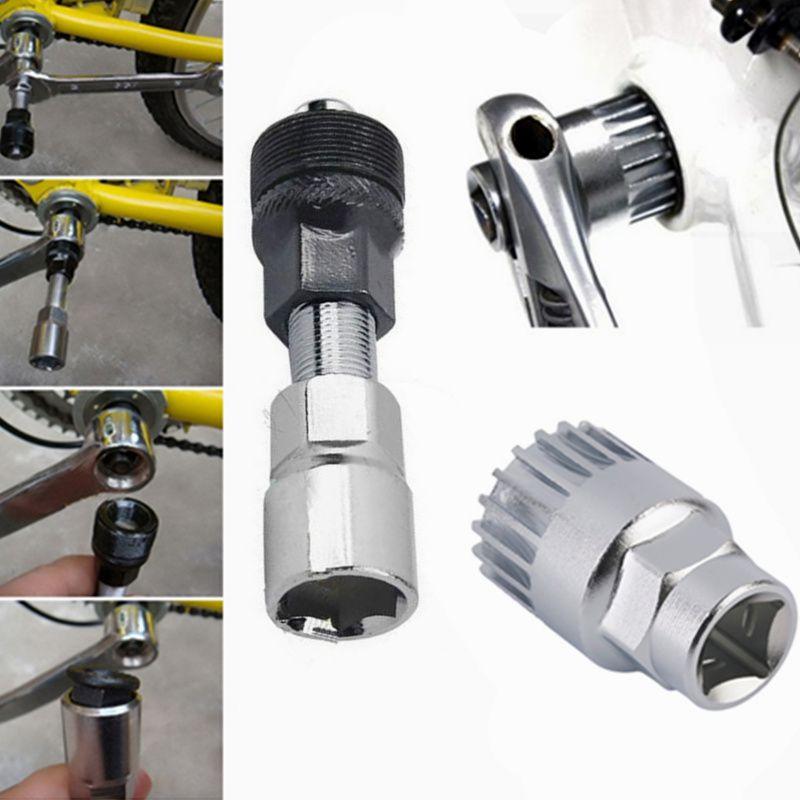 Vélo Cycle Crank Wheel Puller Remover Réparation Extracteur outil de montagne