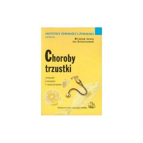 Jarosz M., Dzieniszewski J.: Choroby trzustki : porady lekarzy i dietetyków. - Wyd. 1, 4 dodr. - Warszawa : Wydawnictwo Lekarskie PZWL, 2012. Sygn.: RC857 .C461 2012