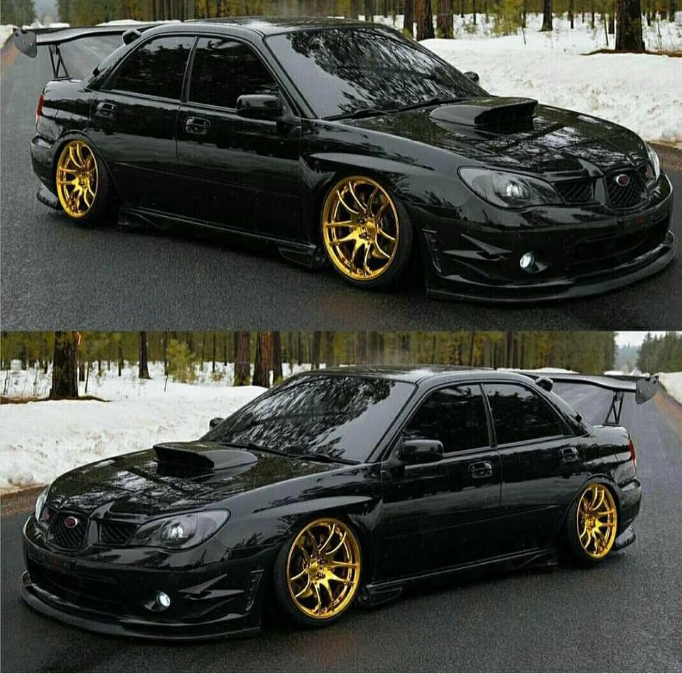 Subaru Impreza WRX - the dream of many motorists 21
