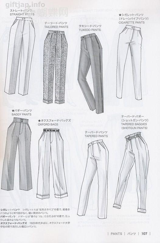 Photo of Fashion design sketches 126874914490122345