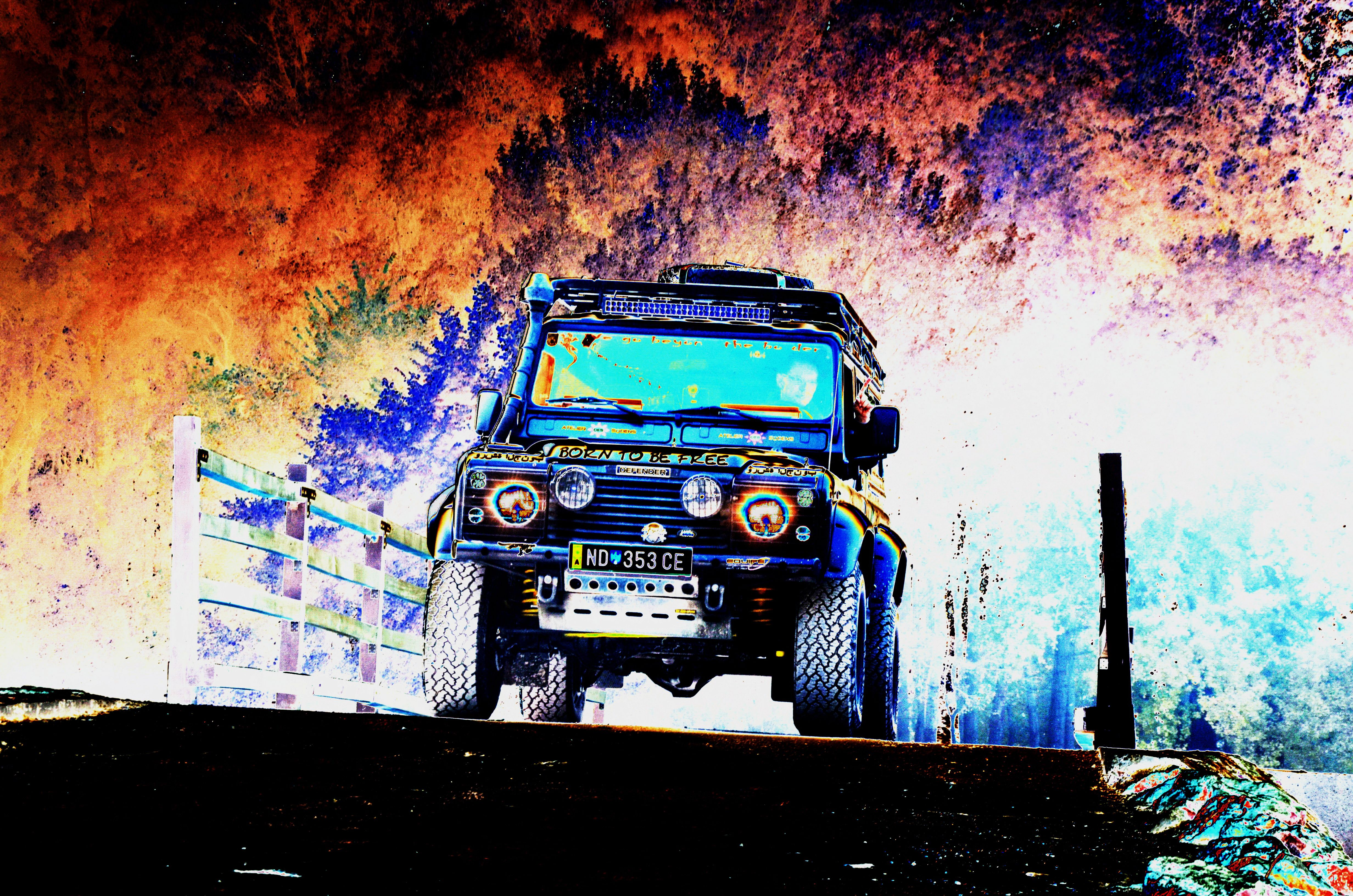 Land Rover Off Road Action ART