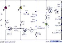 Simple 10w High Power Led Driver Circuit Elektronil Pinterest