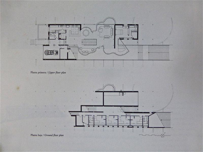   AVB Blog   Taller de Arquitectura   Buenos Aires  : ORIOL BOHIGAS Y EL USO DEL REFERENTE: Casa Serras