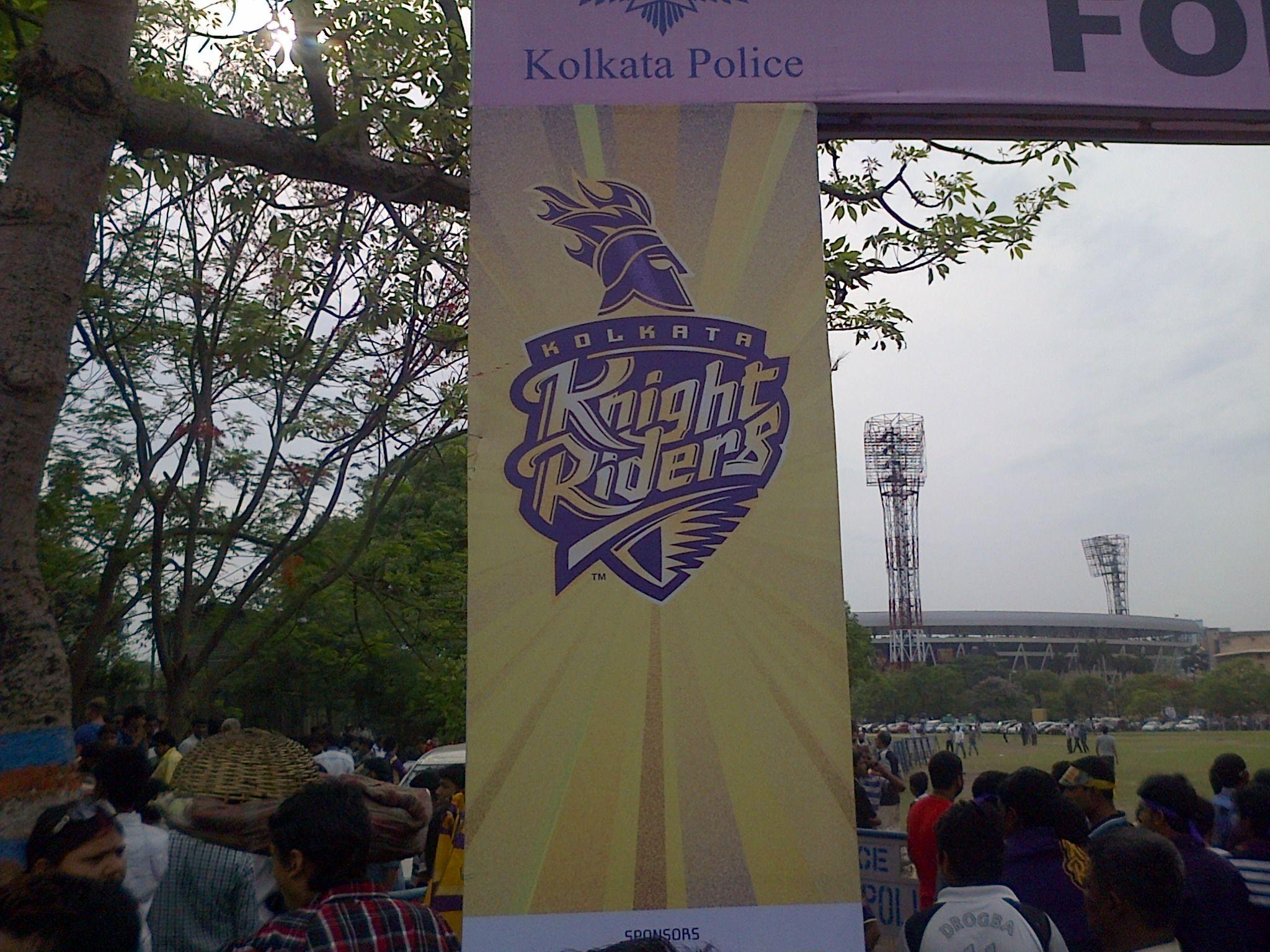 Ipl 6 Pictures Eden Gardens Kolkata Before The Start Of The