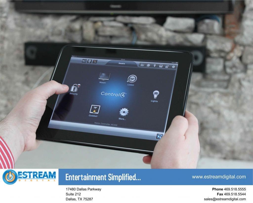 Control 4 certified Dealer eStream Digital www ...