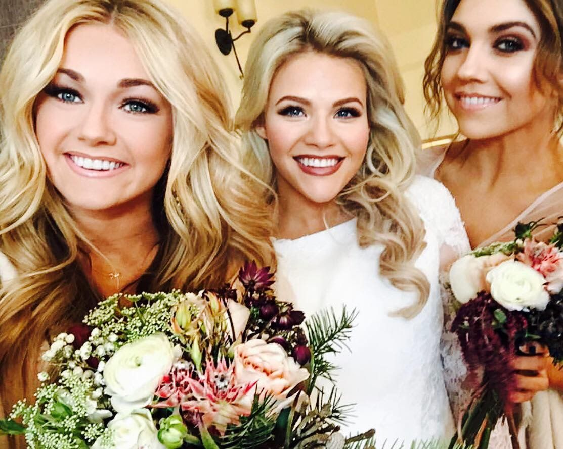 Wedding Hair And Makeup Image By Sydney On Lindsay Arnold