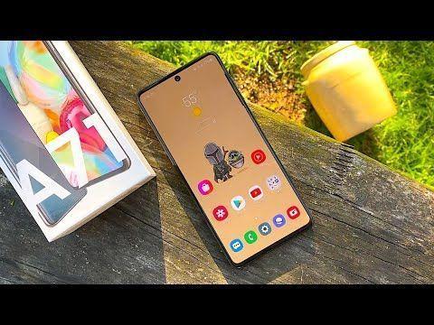 Samsung Galaxy A71 - 71 Days Later!