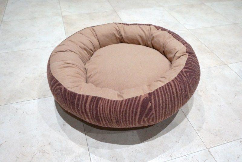 Woodland Tree Stump Dog Bed Dog Bed Bean Bag Chair