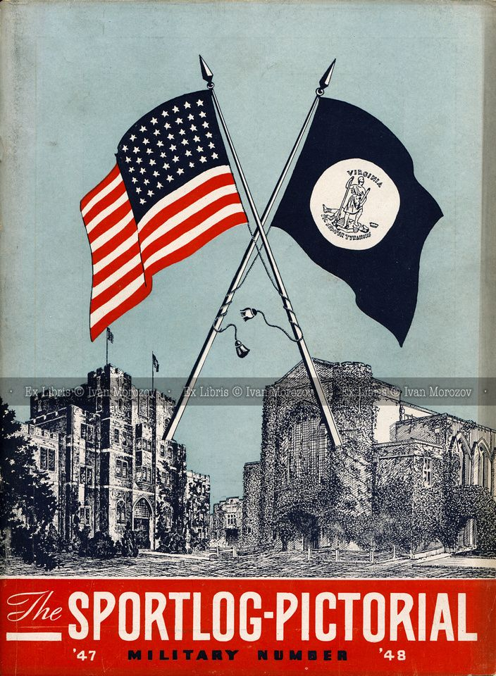 1947.11.27. Virginia Tech (Hokies) vs Virginia Military