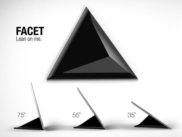 Facet Multi-Angle iPad Stand
