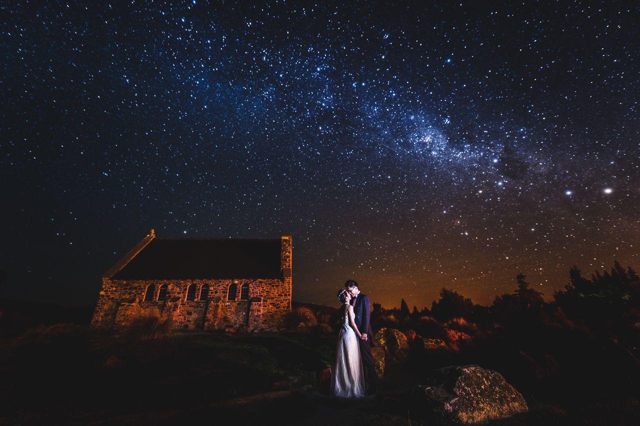 объектив для фото звездного неба этом городе