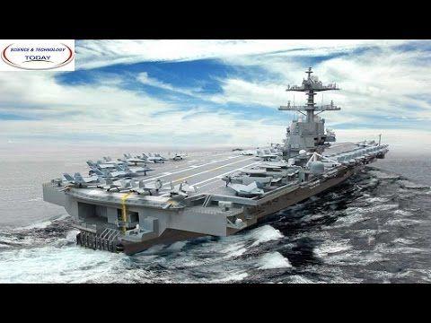 Uss Gerald R Ford Cvn 78 Newest Aircraft Carrier U S Navy