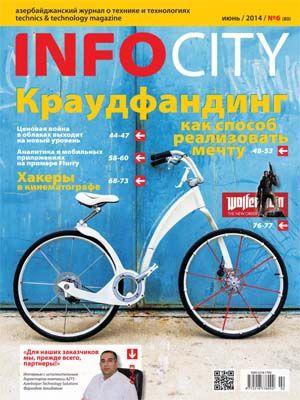 InfoCity № 6 (июнь 2014)