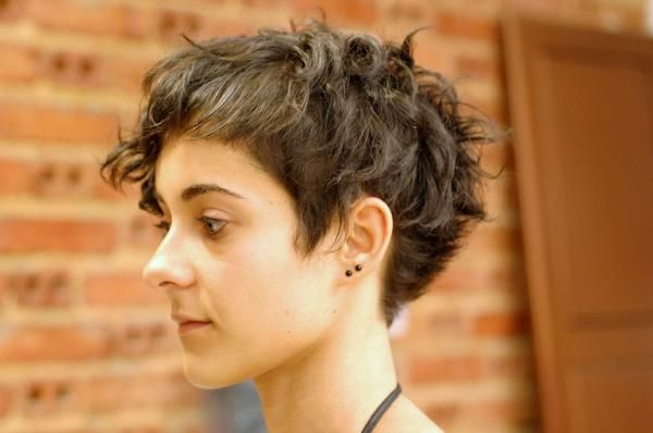 Groovy 1000 Images About Hair Envy On Pinterest Short Curly Hairstyles Hairstyles For Women Draintrainus