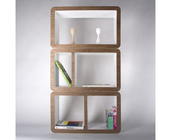 Mobilier Insolite Etageres Bibliotheques Etagere Blanc