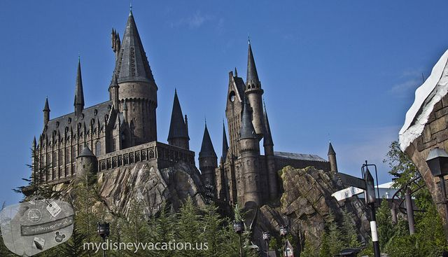 Uploaded 55 Wizarding World of Harry Potter images to Flickr. More to come.