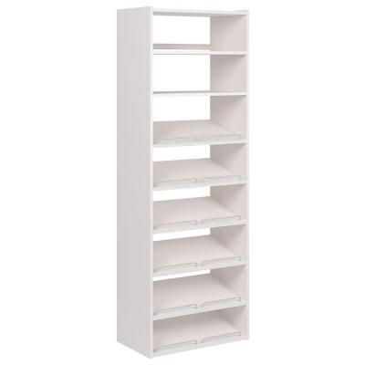 W Classic White Essential Shoe Tower Kit