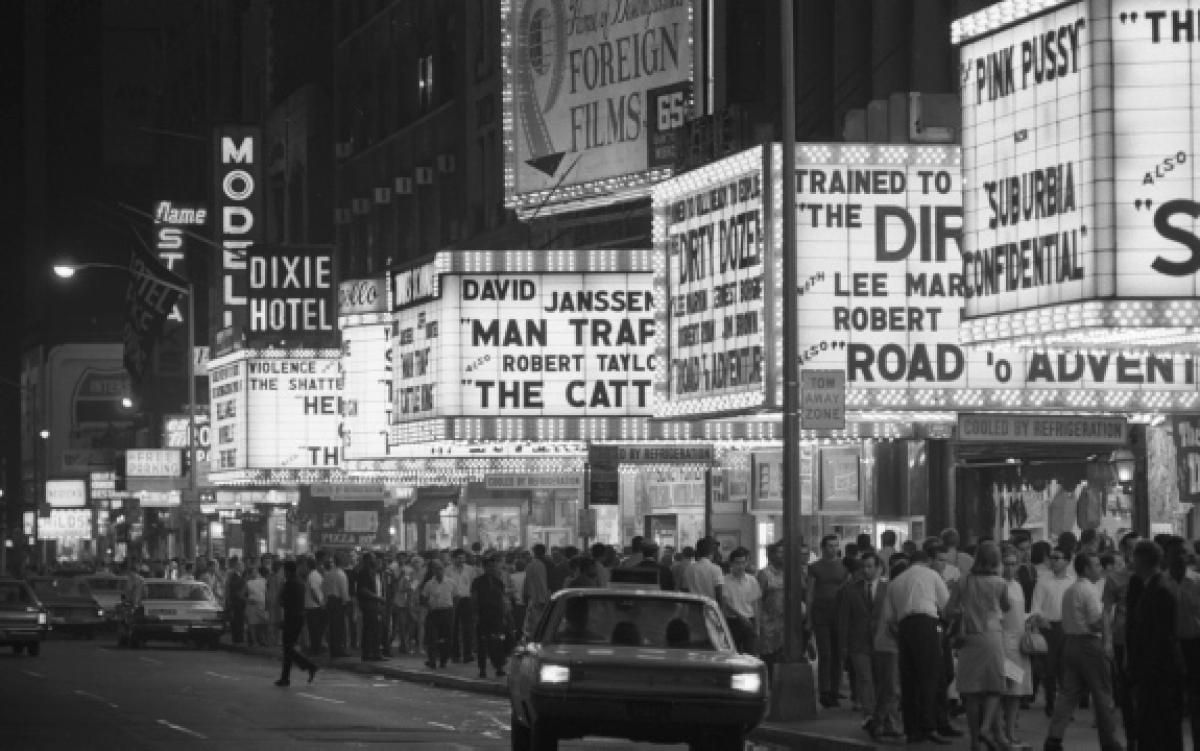 42nd St., 1967 - Photos - New York: The 1960s | 42nd ...