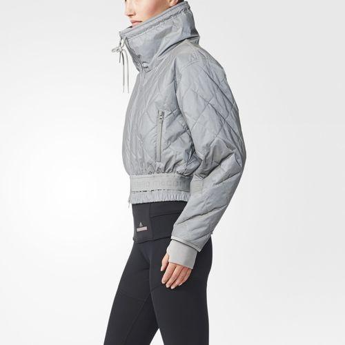 Veste réfléchissante Essentials - argent adidas   adidas France