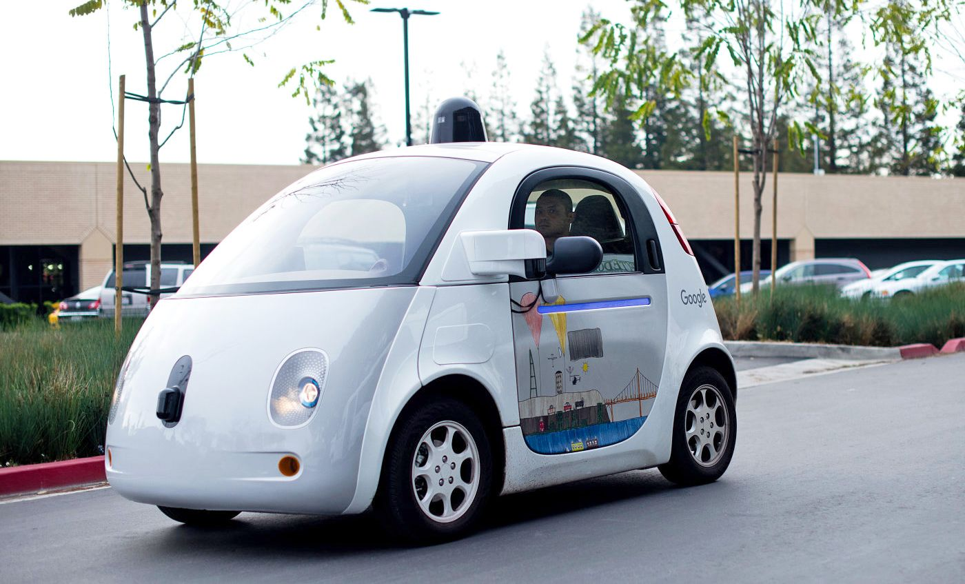 Google Is Exploring Wireless Charging For Self Driving Cars
