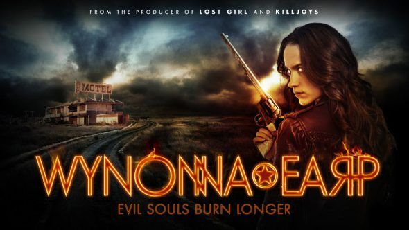 Syfy has released the first teaser trailer for their new Western supernatural series Wynonna Earp. Will you watch the premiere?