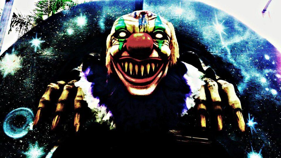 Ultimas noites do terror - Playcenter 2012