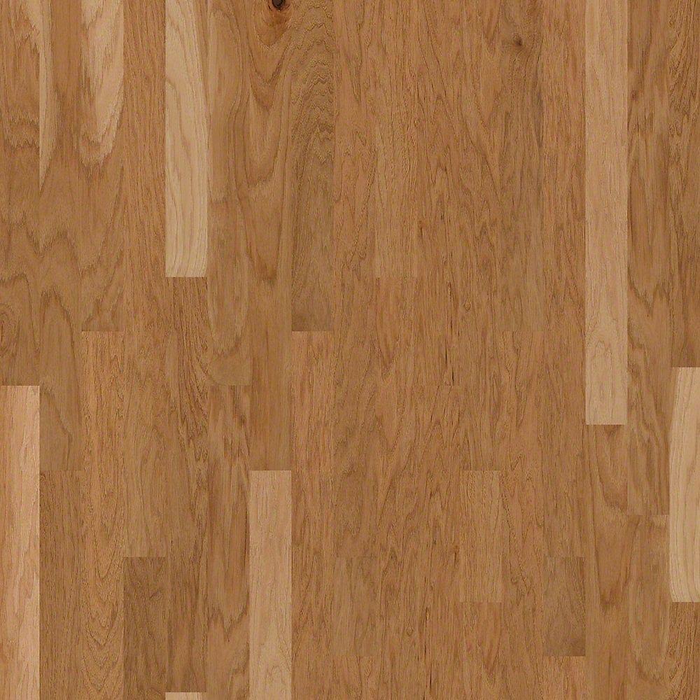 Shaw Floors Baywood Hickory Epic Engineered 3 1 4 Hickory Hardwood Floors Hardwood Shaw Floors