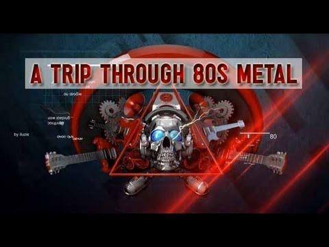 80s Metal Music
