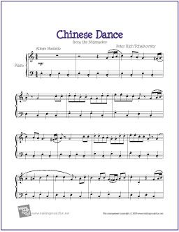 Valuable information Asian piano pieces