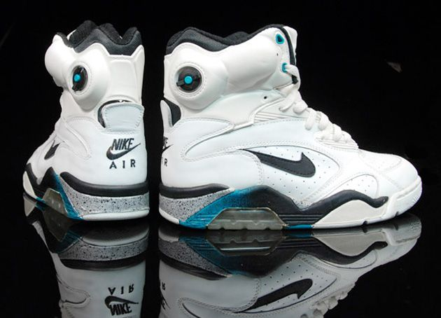 1991 David Robinson Nike Air Force De 180 Pompe