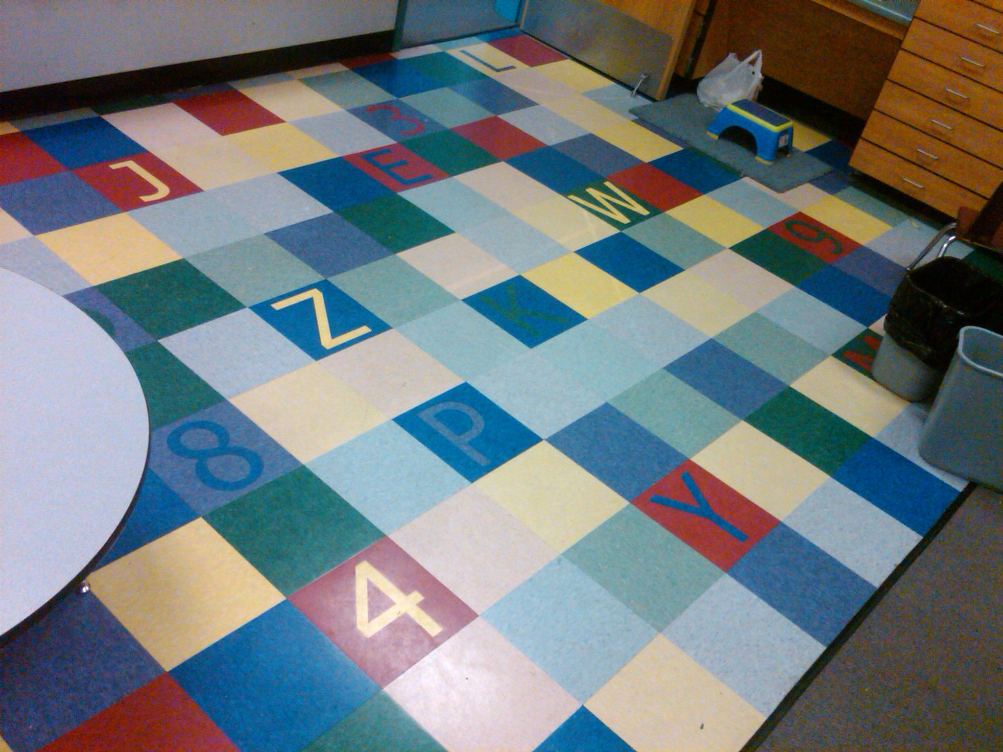 Elementary school specialty flooring by continental flooring company elementary school specialty flooring by continental flooring company government and commercial flooring contractors dailygadgetfo Choice Image