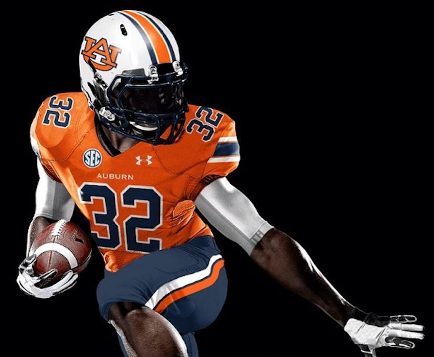 055c13c590f Alternate Auburn Football Uniforms