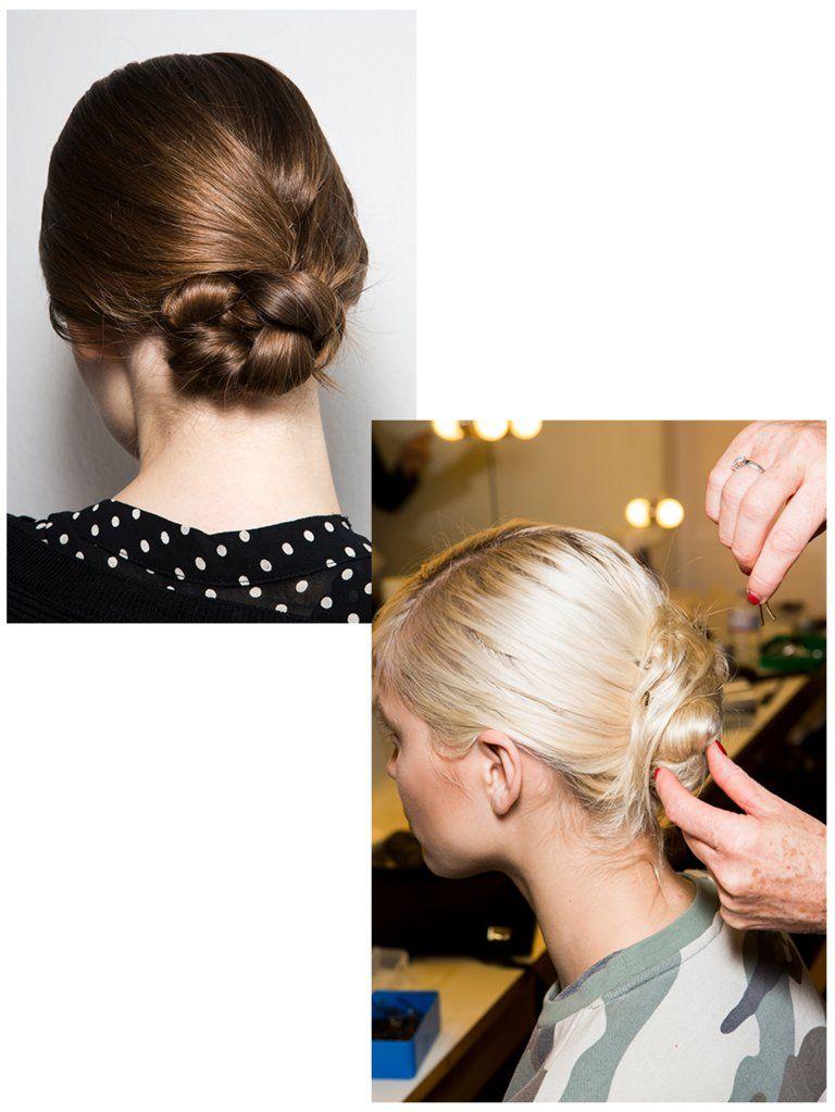 Messy Bun für dünnes Haar   Frisuren hochzeit, Haare, Dünnes haar
