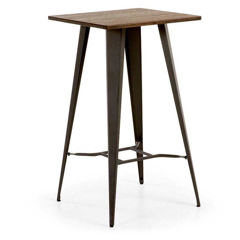 Mesa Aira Alta · High Table Aira Alta 104x60x60 Mesa alta para hogar ...