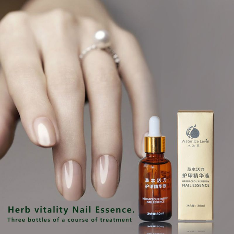 Hot Fungal Nail Treatment Essence Nail and Foot Whitening Toe Nail ...