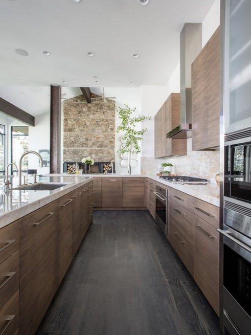 Jaffa Group Design Build White Pine Canyon Kitchen Design Small