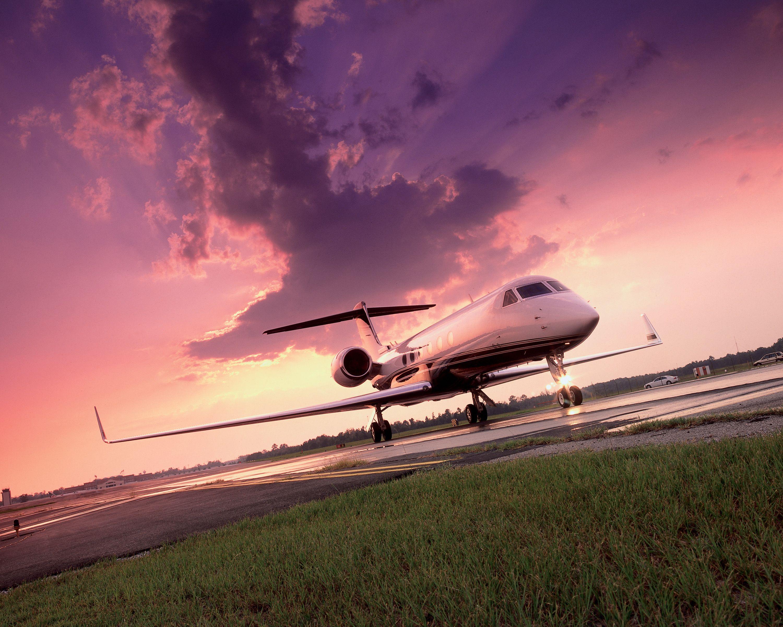 Gulfstream Aerospace  http://luxworldwide.com/magazine/transportation/gulfstream-flying-high/