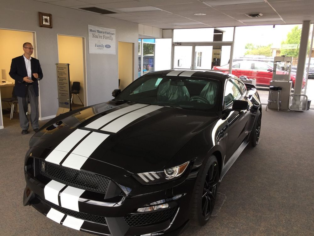 Ebay 2017 Ford Mustang Shelby Gt350 Coupe 2 Door 2017 Ford