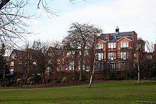 Nottingham Girls' High School where i went to school