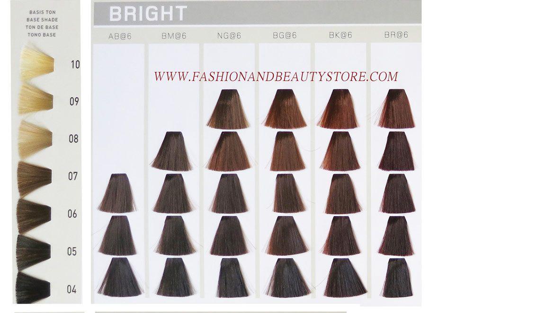 Goldwell Elumen Color Chart Part 2 Hair Colors Pinterest Hair